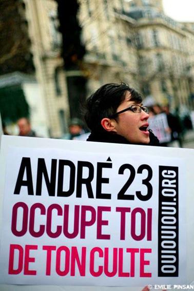 André 23